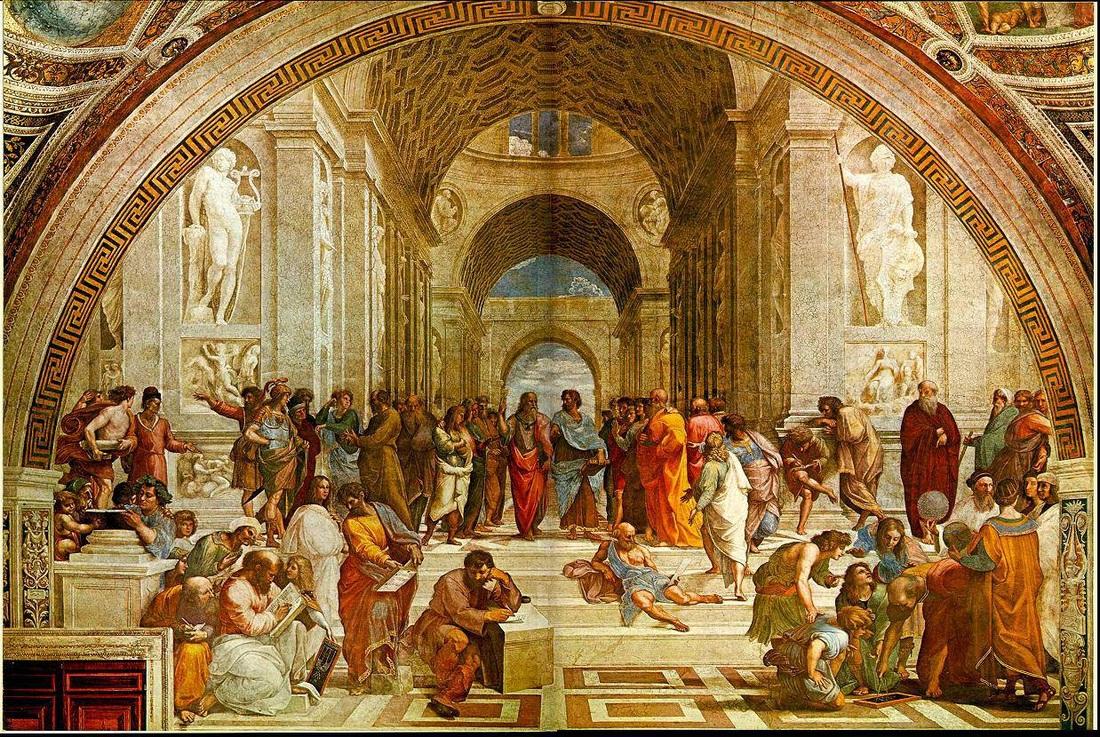 school of athens essay emily kontos